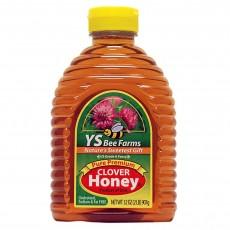 Y.S. Eco Bee Farms, 퓨어 프리미엄 클로버 꿀, 32 oz (907 g)
