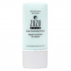ZuZu Luxe 주주럭스, 컬러 코렉팅 프라이머 (얼룩덜룩한 피부-Anti-Blotchiness), 1 oz (30 ml)