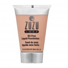 ZuZu Luxe 주주럭스, 천연 오일프리 리퀴드 파운데이션 [색상선택], 1 oz (30 ml)